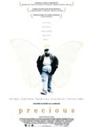 Precious: Based on the Novel Push by Sapphire - Danish Movie Poster (xs thumbnail)