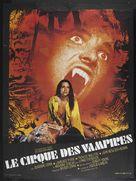Vampire Circus - French Movie Poster (xs thumbnail)