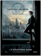 Largo Winch - French Movie Poster (xs thumbnail)