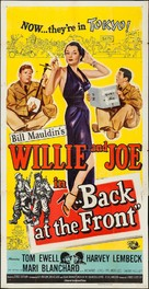 Back at the Front - Movie Poster (xs thumbnail)