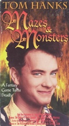 Mazes And Monsters - VHS cover (xs thumbnail)