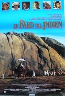 A Passage to India - Swedish Movie Poster (xs thumbnail)