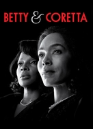 Betty and Coretta - DVD movie cover (xs thumbnail)