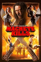 Machete Kills - DVD movie cover (xs thumbnail)