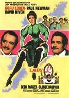 Lady L - Spanish Movie Poster (xs thumbnail)