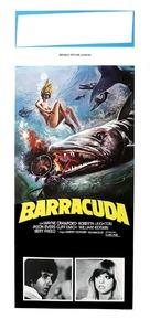 Barracuda - Italian Movie Poster (xs thumbnail)