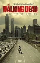 """The Walking Dead"" - French DVD movie cover (xs thumbnail)"