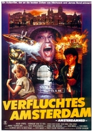 Amsterdamned - German Movie Poster (xs thumbnail)