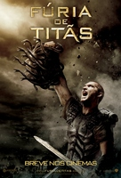 Clash of the Titans - Brazilian Movie Poster (xs thumbnail)