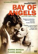 La baie des anges - DVD cover (xs thumbnail)