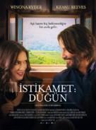 Destination Wedding - Turkish Movie Poster (xs thumbnail)