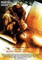 Black Hawk Down - Spanish Movie Poster (xs thumbnail)