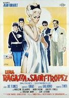 Le gendarme de St. Tropez - Italian Movie Poster (xs thumbnail)