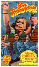 Caged - Spanish Movie Poster (xs thumbnail)