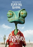Rango - German Movie Poster (xs thumbnail)