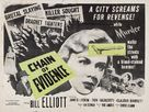 Chain of Evidence - British Movie Poster (xs thumbnail)