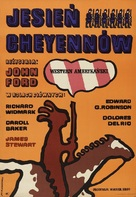 Cheyenne Autumn - Polish Movie Poster (xs thumbnail)
