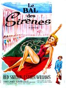 Bathing Beauty - French Movie Poster (xs thumbnail)