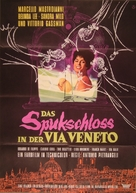 Fantasmi a Roma - German Movie Poster (xs thumbnail)