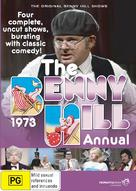 """""""The Benny Hill Show"""" - New Zealand DVD movie cover (xs thumbnail)"""