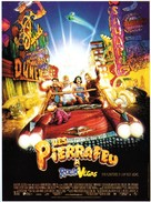 The Flintstones in Viva Rock Vegas - French Movie Poster (xs thumbnail)
