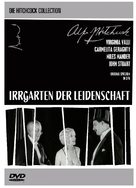 The Pleasure Garden - German DVD cover (xs thumbnail)