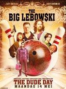 The Big Lebowski - Dutch Re-release movie poster (xs thumbnail)