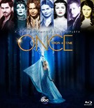 """Once Upon a Time"" - Brazilian Blu-Ray movie cover (xs thumbnail)"