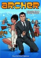"""Archer"" - DVD movie cover (xs thumbnail)"