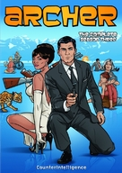 """Archer"" - DVD movie cover (xs thumbnail)"