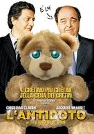 Antidote, L' - Italian Movie Poster (xs thumbnail)