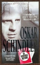 Schindler: The Documentary - French VHS movie cover (xs thumbnail)