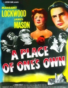 A Place of One's Own - British Movie Poster (xs thumbnail)