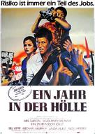 The Year of Living Dangerously - German Movie Poster (xs thumbnail)