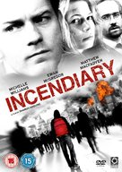 Incendiary - British DVD cover (xs thumbnail)