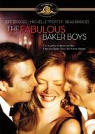 The Fabulous Baker Boys - DVD movie cover (xs thumbnail)