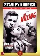The Killing - Danish DVD movie cover (xs thumbnail)