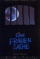 Une affaire de femmes - German Movie Poster (xs thumbnail)