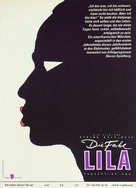 The Color Purple - German Movie Poster (xs thumbnail)