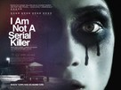 I Am Not a Serial Killer - British Movie Poster (xs thumbnail)