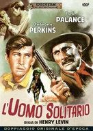 The Lonely Man - Italian DVD movie cover (xs thumbnail)