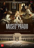 The Prado Museum. A Collection of Wonders - Italian Movie Poster (xs thumbnail)