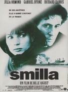 Smilla's Sense of Snow - French Movie Poster (xs thumbnail)