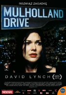 Mulholland Dr. - Movie Poster (xs thumbnail)