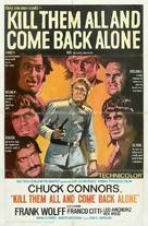 Ammazzali tutti e torna solo - Movie Poster (xs thumbnail)