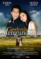 Gerimis Mengundang - Malaysian Movie Poster (xs thumbnail)