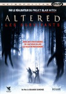 Altered - French DVD cover (xs thumbnail)