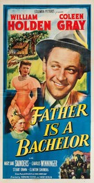 Father Is a Bachelor - Movie Poster (xs thumbnail)