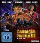 American Ninja 3: Blood Hunt - German Movie Cover (xs thumbnail)