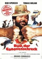 Cane e gatto - German Movie Poster (xs thumbnail)